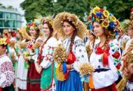 В Украине отмечают День вышиванки
