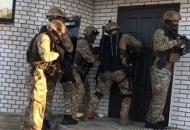 Под Киевом задержана вооруженная банда