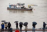 Будапешт, катер, катастрофа