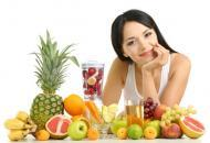 Полезные продукты для здорового и красивого цвета лица