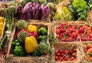 высокий урожай овощей