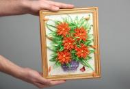Картины из квиллинга