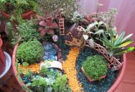 домашний сад