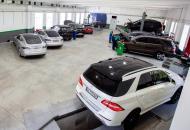 станция технического обслуживания автомобилей