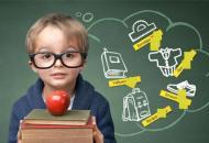 как собрать ребенка в школу