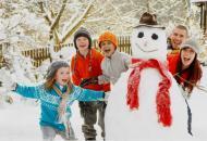 Как провести зимние каникулы с детьми?