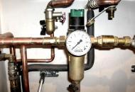 редуктор для давления воды