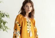 платье вышиванка