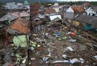 Индонезия, наводнение