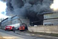 Днепропетровская, пожар