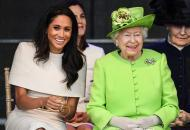Королева Елизавета II установила дресс-код для Меган Маркл