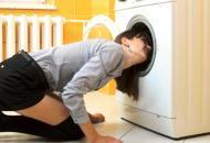Виды поломок стиральной машины и их причины