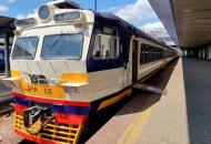 Укрзализныця презентовала первый инклюзивный пригородный поезд