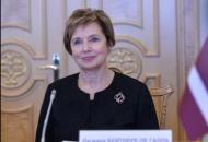 Дагмара Бейтнере-Ла Галла / фото - пресс-служба Верховной Рады