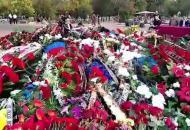 могила Захарченко
