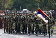 сербия-армия