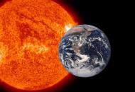 солнце-земля