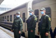 охрана в поездах