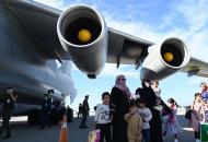 афганистан эвакуация