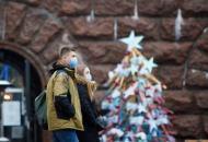 украина новый год карантин