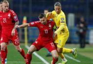 футбол-украина-литва