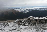 снег-карпаты