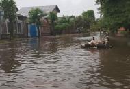 бердянск затопило