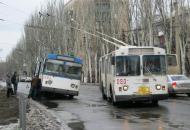 троллейбусы лисичанск