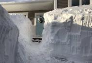 снег-канада