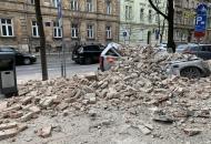 хорватия-землетрясение