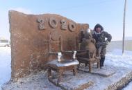 якутский-скульптор