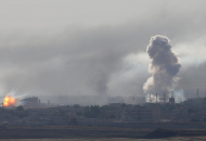 сирия-турция-война