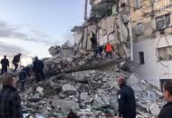 землетрясение-албания