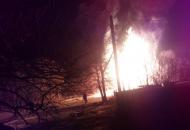 луганск взрыв газопровода