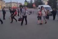 луцк освобождение заложников