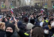 митинги в россии