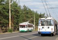 троллейбусы-северодонецк