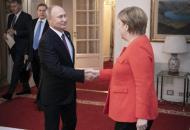 Меркель_Путин