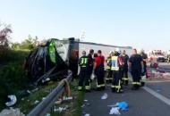 германия дтп автобус