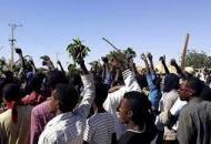 судан митинги