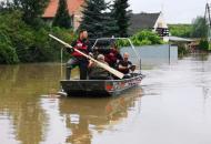 польша наводнение