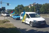 автопробег в Лисичанске