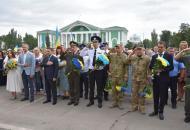 День Независимости на Луганщине