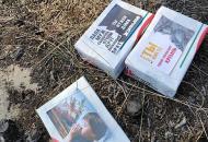 волонтеры оригинально поздравили оккупированный Луганск с Днем города