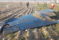 авиакатастрофа украинского лайнера Boeing 737