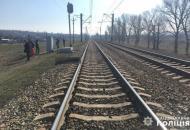 Донецкая, смерть на железной дороге