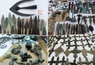 Из Украины пытались вывезтибольшую археологическую коллекцию