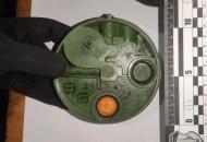 На Луганщине обнаружены запрещенные мины российского производства
