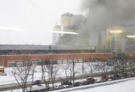 Санкт-Петербург, пожар