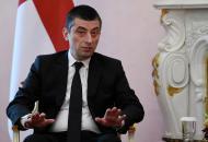 Премьер-министр Грузии Георгий Гахария